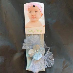 Baby bling infant girls headband